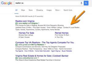 web design loudoun, adwords-search-ads