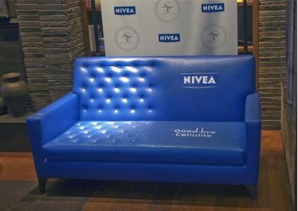 Creative Imagery Nivea, Branding
