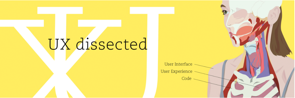 UX-dissected, web design